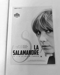 La Salamandre (affiche film)
